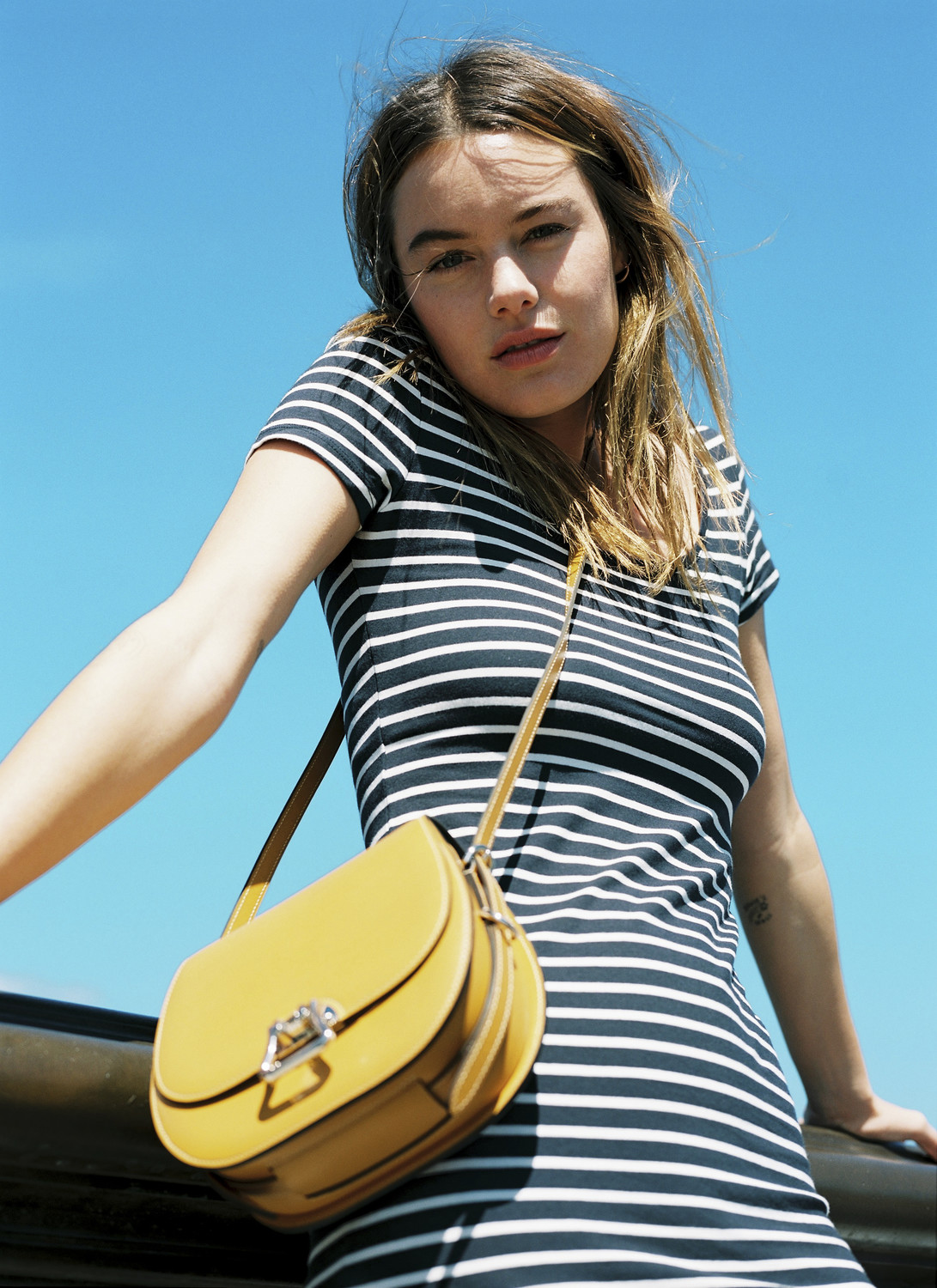 Vogue US × Moynat × Camille Rowe - © KITTEN